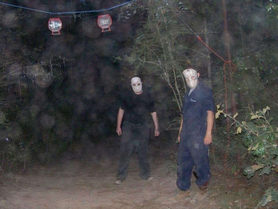 Louisiana Haunted Houses