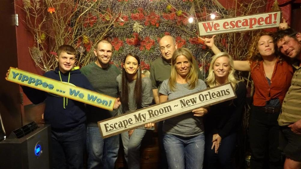 Escape Room New Orleans Mortuary