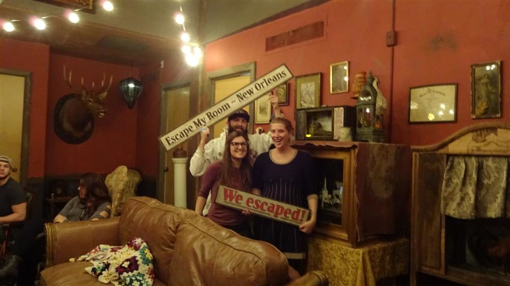 Mortuary New Orleans Escape Room