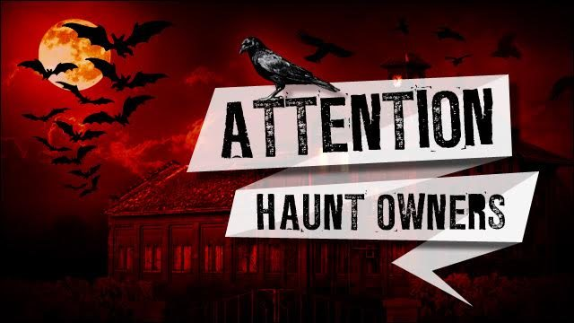 Attention Louisiana Haunt Owners
