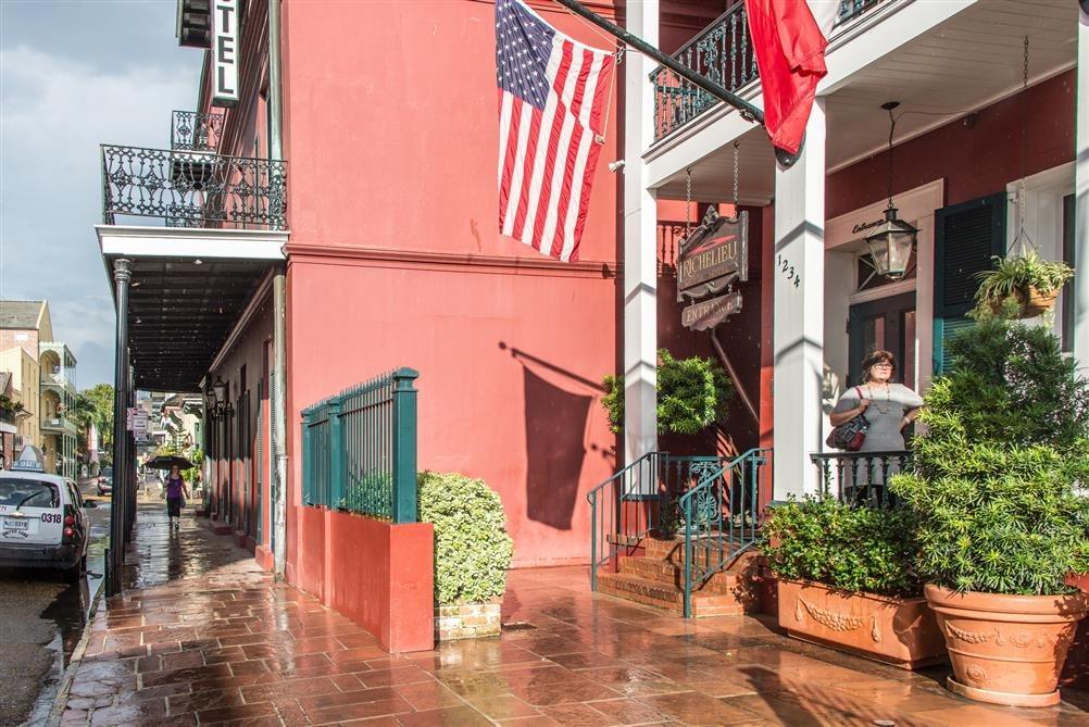Richelieu Hotel New Orleans