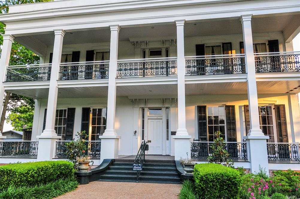 Loyd Hall Plantation Cheneyville Louisiana Real
