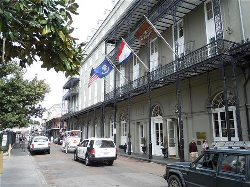 Louisiana S Real Haunted Hotels